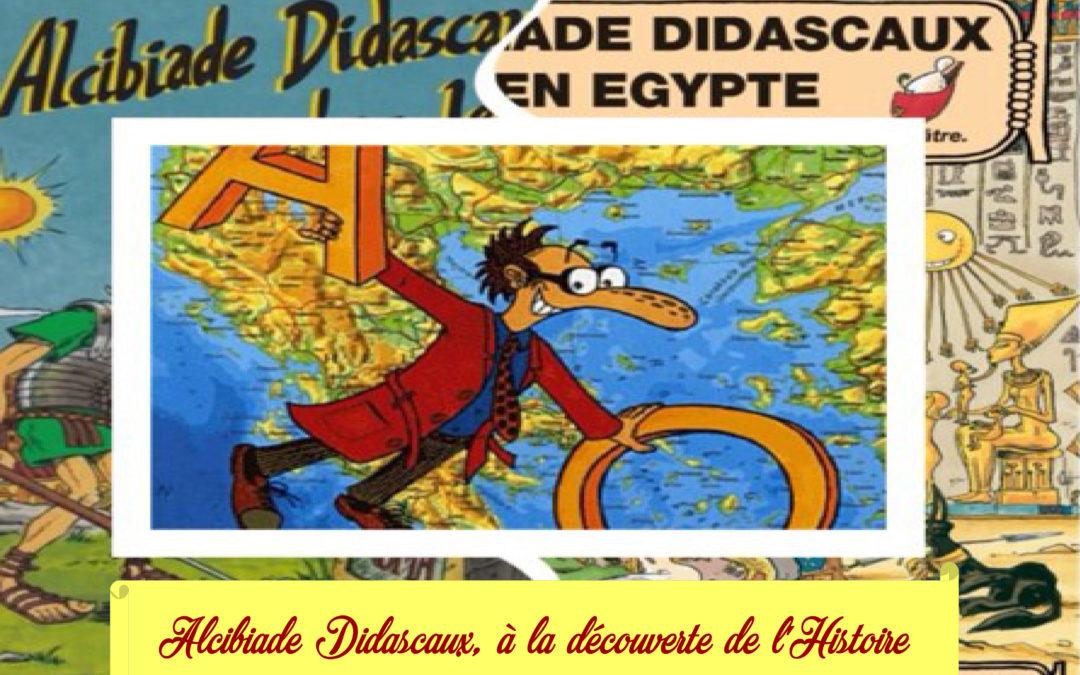 Excellent exposé sur Alcibiade par Laura, une latiniste de Collège !